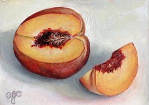 Daylight Peach Web